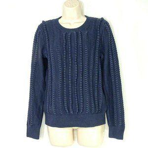 Banana Republic Crewneck Texture Stitch Sweater